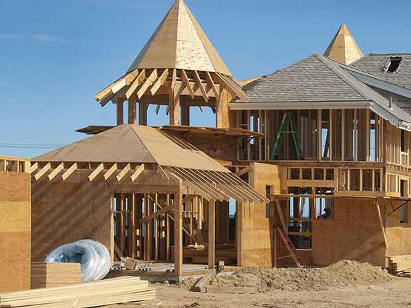 custom home addition construction