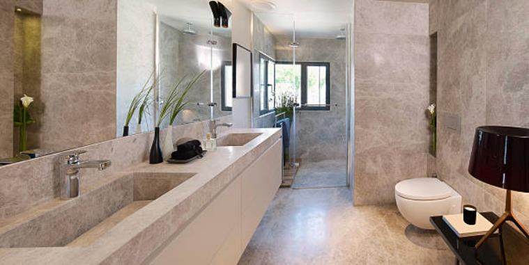 bathroom renovation remodel modern